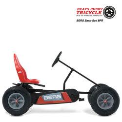 BERG tråbil Extra rød BFR