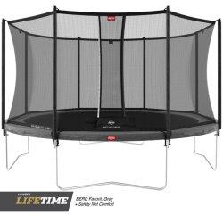 Favorit 270 cm grå + Comfort nett