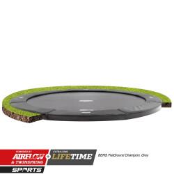 Flatground Champion 380 (Airflow) Grå/grønn